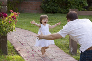 why do daughters fall in love with their fathers