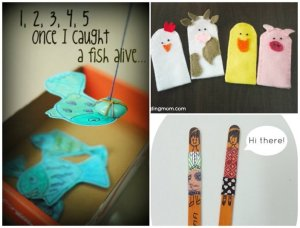 Crafts by A Juggling Mom